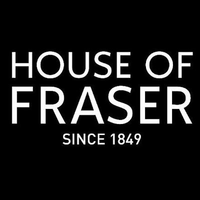 House of Fraser Vouchers